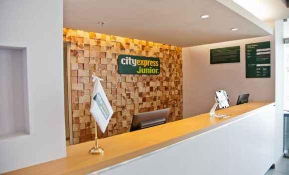 Hotele City Express registró ocupación de 62.6% en 2T2016
