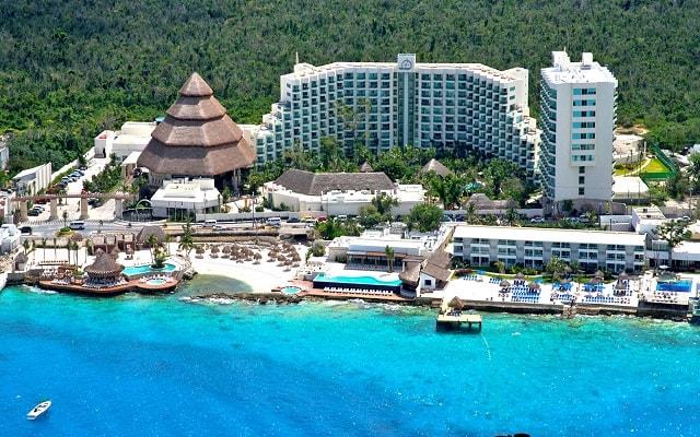 Cozumel cerrará 2018 con alza al turismo y actividad hotelera