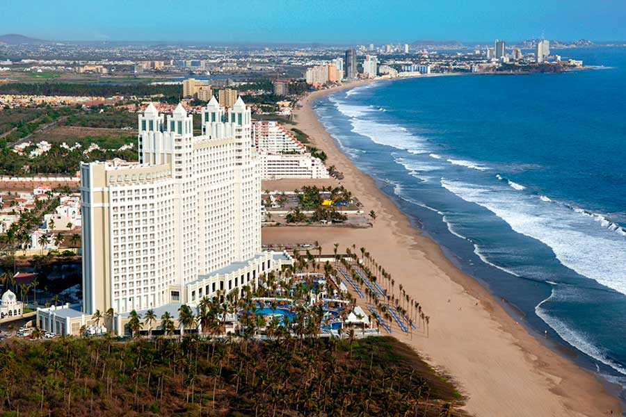 Grupo RIU hará inversión hotelera de 40 mdd en Mazatlán