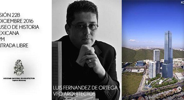 """Impartirán conferencia """"Macro y Micro arquitectura"""" en Monterrey"""