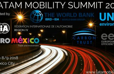 Alberga CDMX encuentro sobre movilidad sostenible