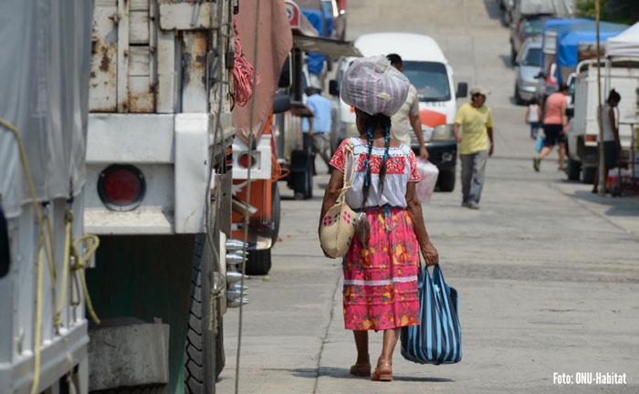 ONU-Habitat desarrolló el primer plan urbano para región indígena