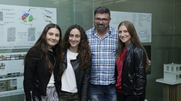 Alumnas de arquitectura de la Ibero ganan en Premio Nacional del Acero