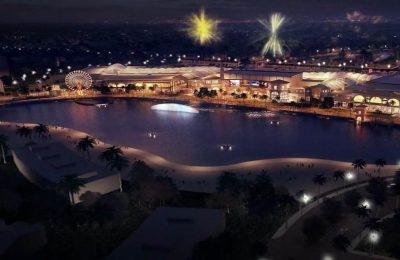 Inauguran el malltertainment más grande del país