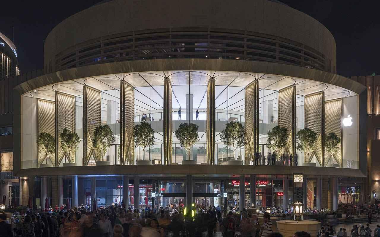 Foster+Partners inaugura nuevo proyecto de oficinas en Dubai