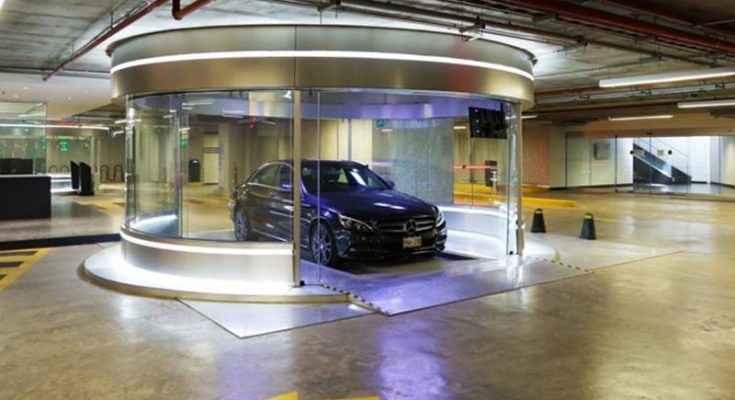 Inauguran estacionamiento robótico en Reforma 180