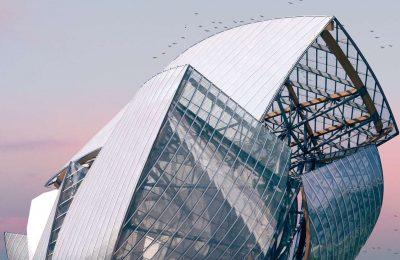 Fundación Louis Vuitton selecciona las 7 fotografías más bellas de su edificio