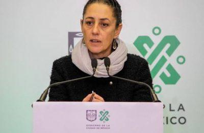 La Jefa de Gobierno, Claudia Sheinbaum Pardo informa la decisión de invertir cada año 250 millones de pesos para rescate de todo el Centro Histórico