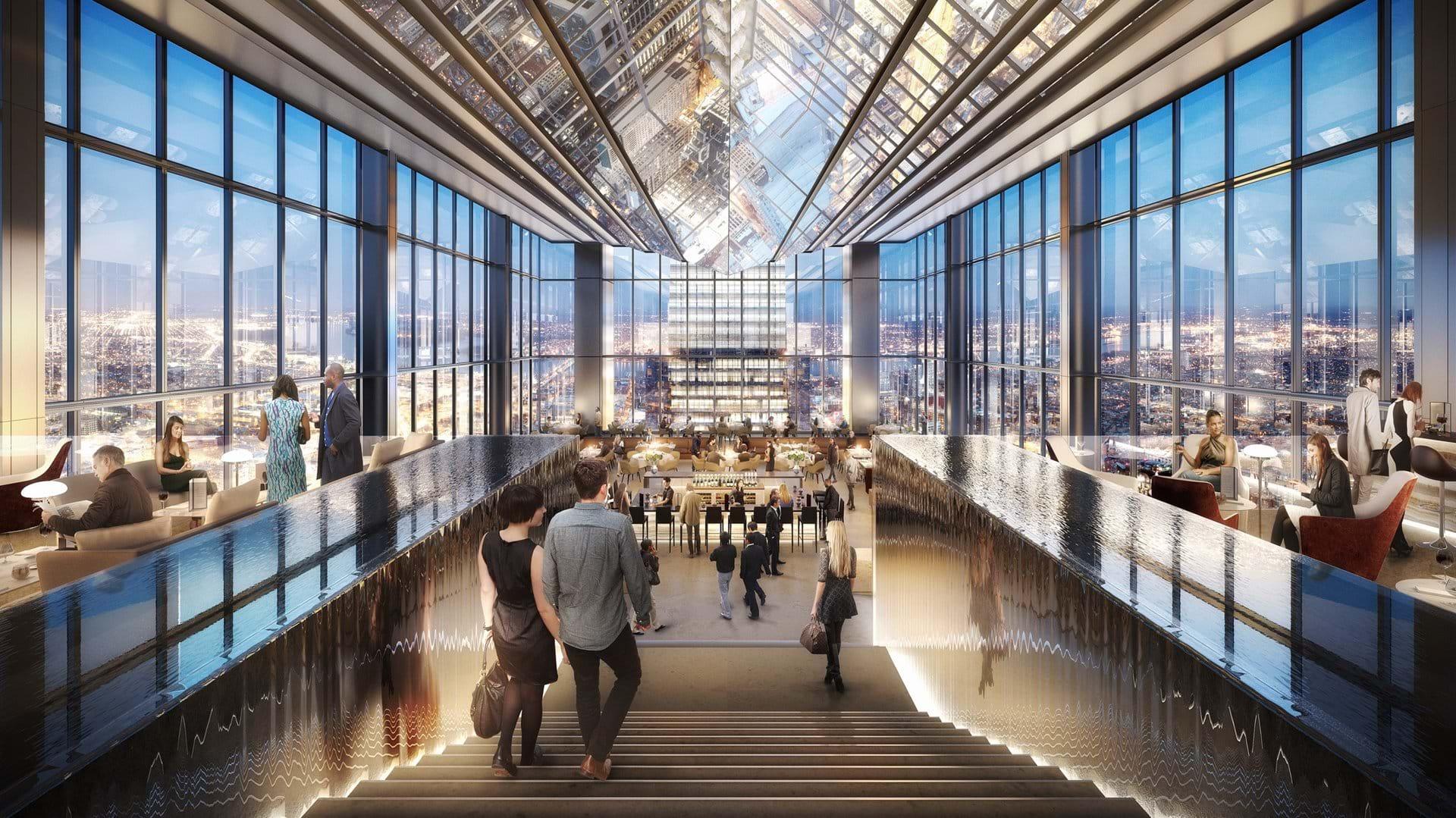 Foster+Partners diseña Centro de Innovación y Tecnología en Filadelfia