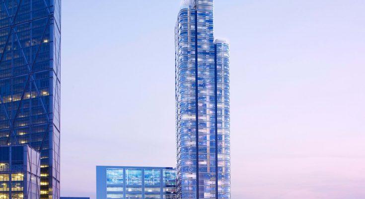 Destaca diseño del complejo 'Principal Place' en Londres