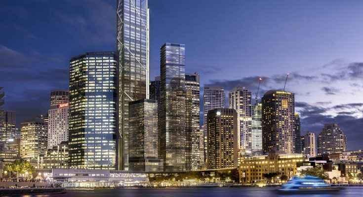 Diseña Foster+Partners torre de oficinas en Sydney
