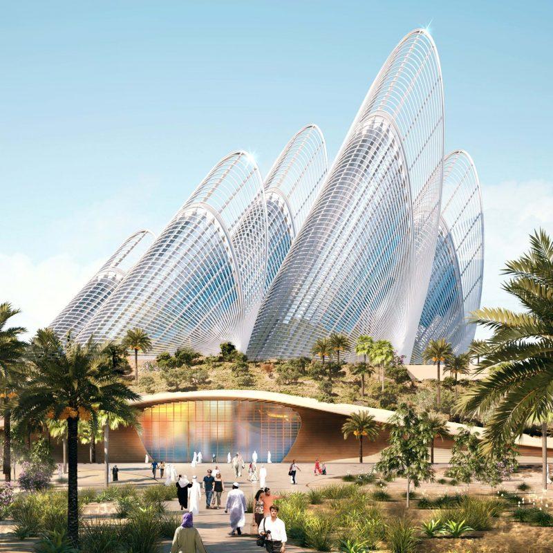 Foster+Partners diseña Museo Nacional de Zayed