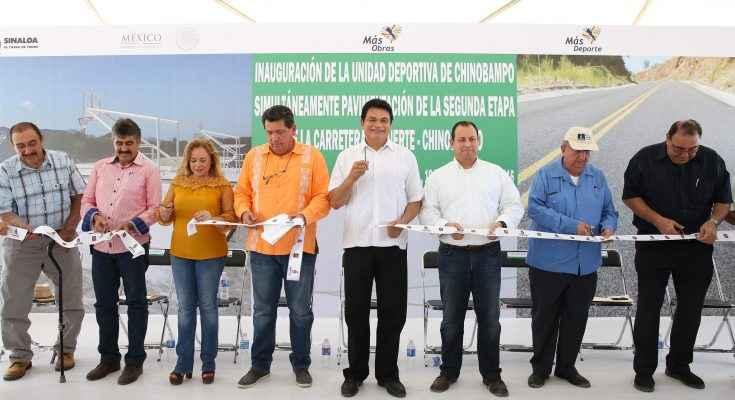 Impulsan desarrollo de comunidades rurales en Sinaloa
