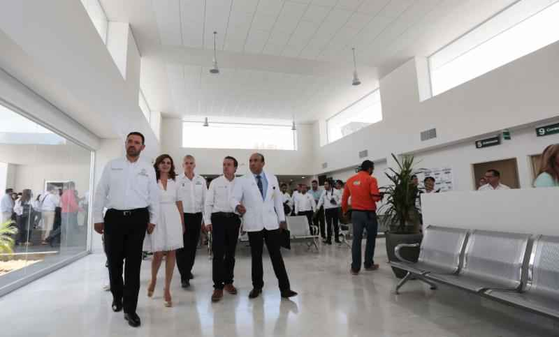 Inauguran Unidad de Medicina Familiar en Zacatecas