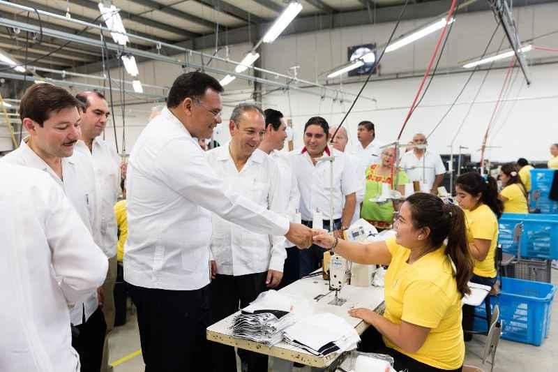 Yucatán mantiene crecimiento industrial