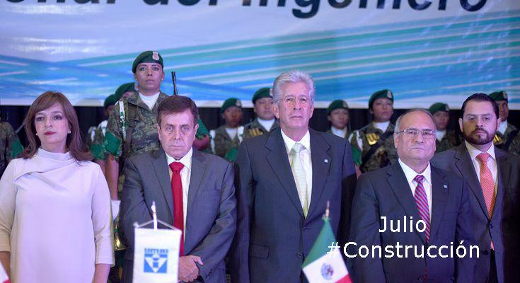 #LoMejorDelAño SCT reconoce labor de los ingenieros mexicanos