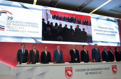 Ingeniería mexicana es fundamental para un mejor país: EPN