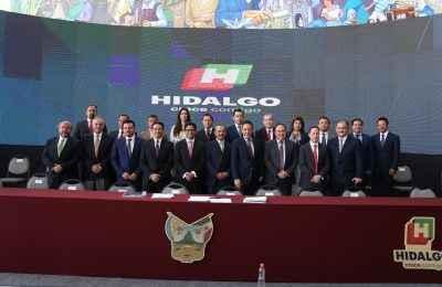 Llegan inversiones industriales a Hidalgo