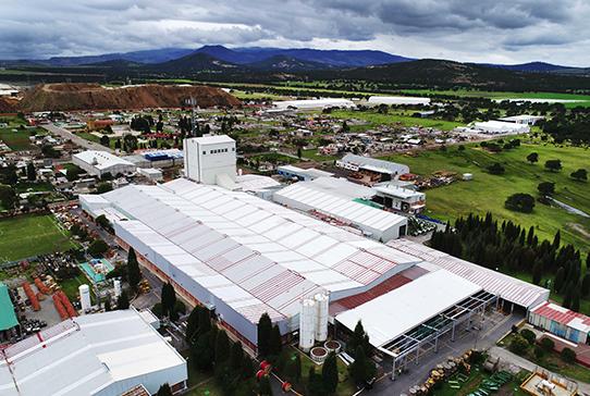 Tlaxcala se consolida en inversiones industriales