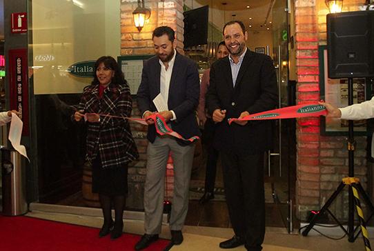 Abrió restaurante en el centro comercial Galerías Tlaxcala