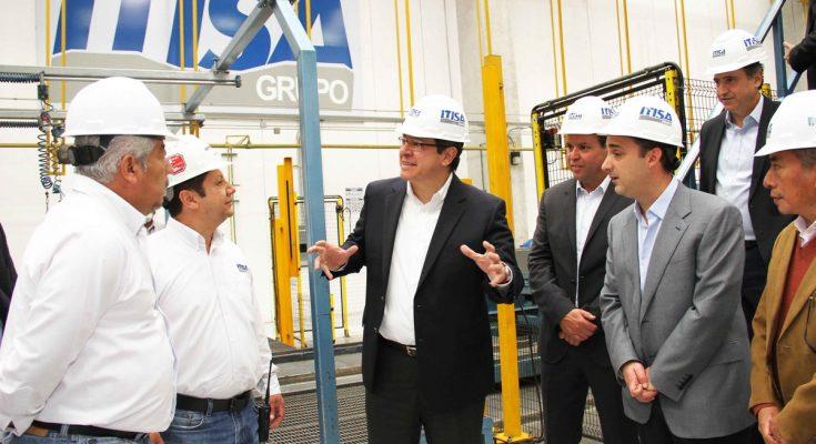 Tlaxcala busca tener más inversiones industriales