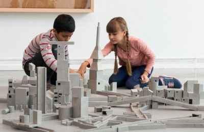 Impartirán talleres de arquitectura para niños en Málaga