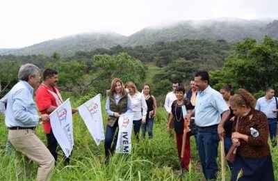 Instituto de Vivienda de Michoacán pone en marcha construcción de viviendas en Tzitzio
