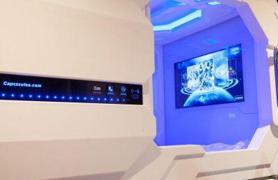 Inauguran primer hotel de cápsulas inteligentes en México
