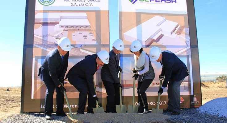 Huan Yu Group invierte 7 mdd en Jalisco
