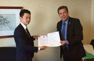 Llegarán más inversiones japonesas a Guanajuato