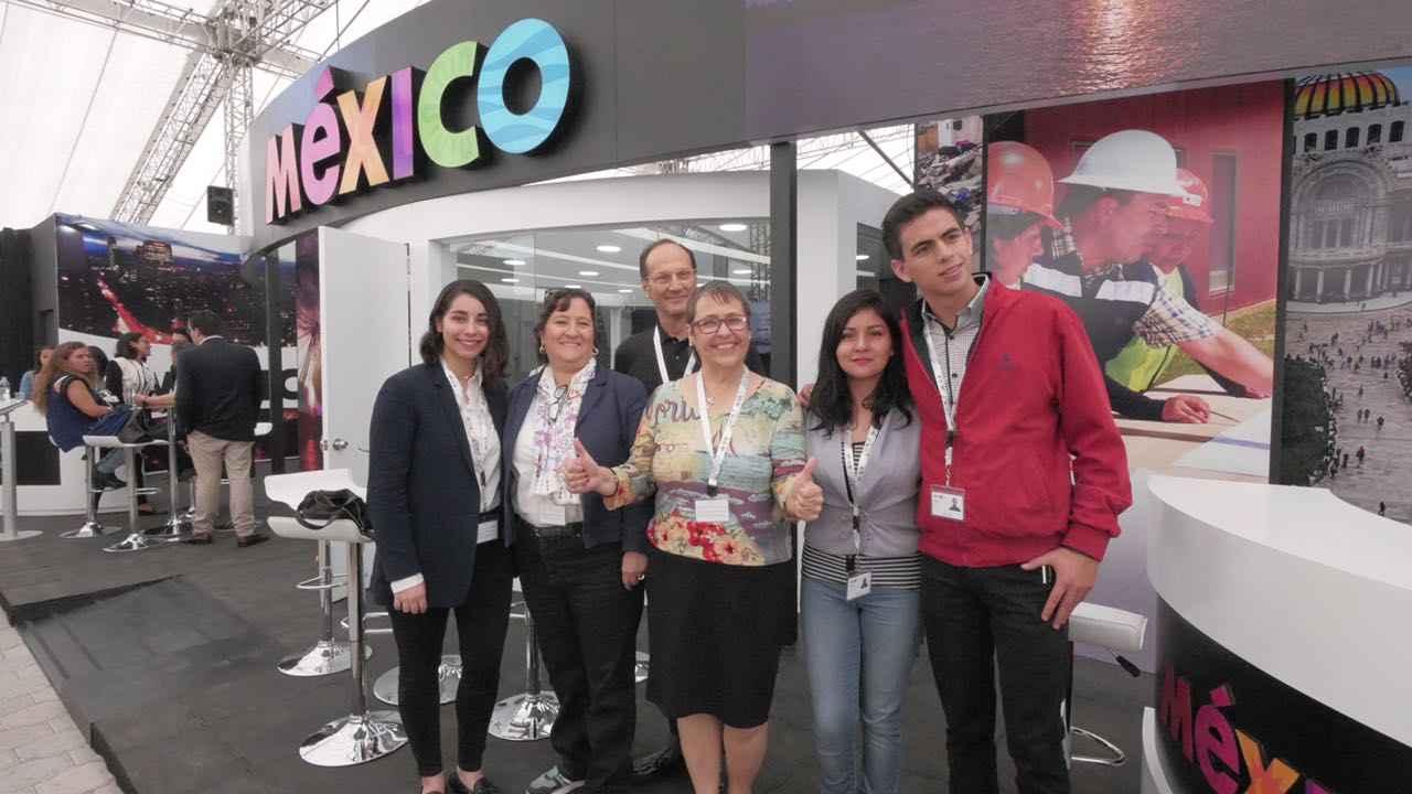Jóvenes mexicanos comparten sus propuestas en Habitat III