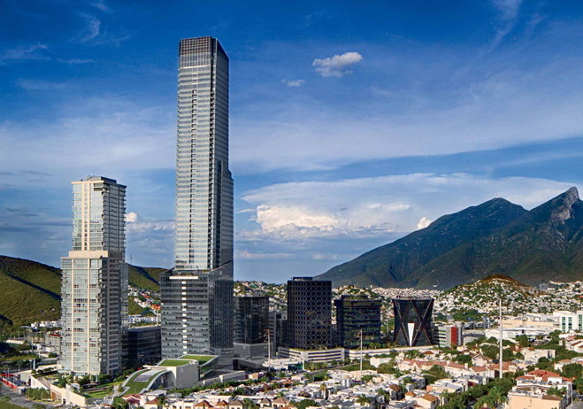 La verticalización se apodera de Monterrey en los últimos años