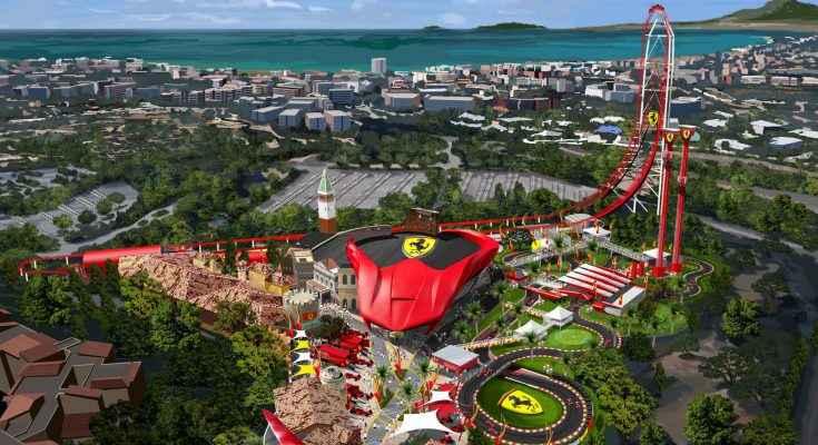 Ferrari abrirá parque temático cerca de Barcelona