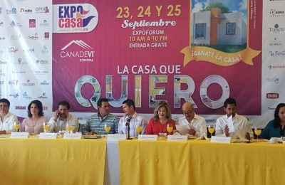 Anuncia Canadevi Expo Casa en Sonora