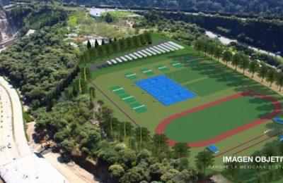 El parque ´La Mexicana' entra en segunda etapa de construcción