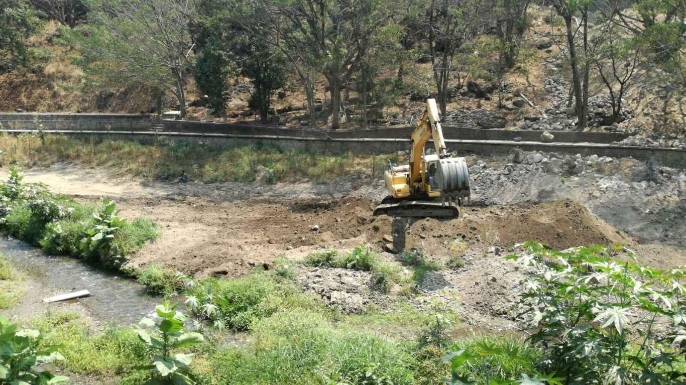 SCT y gobierno de Morelos rehabilitan Parque Chapultepec
