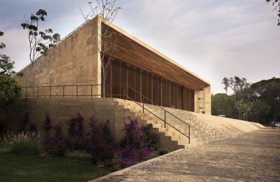 Centro Cultural Teopanzolco gana el 'American Architecture Prize'