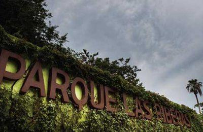 parque 'Las Riberas'