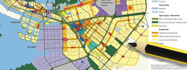 Implementación de una legislación urbana