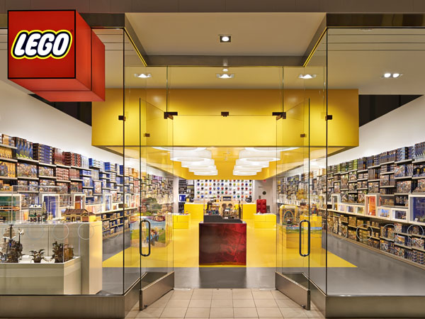 LEGO abrirá cuatro tiendas en centros comerciales de FUNO