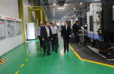 Con 50 mdd la empresa Linamar ampliará su producción en Durango
