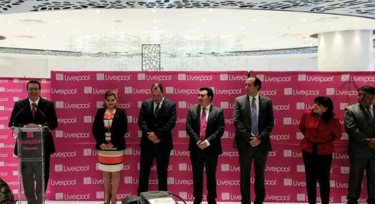 Liverpool crea más de 1,000 empleos en Tlaxcala