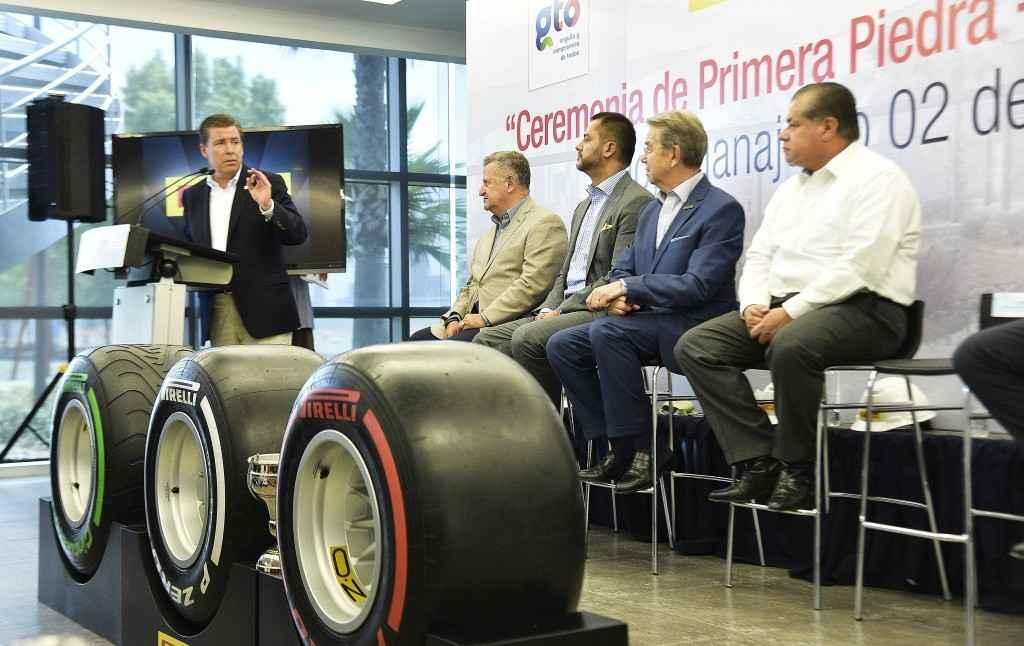 Pirelli amplía su planta en Guanajuato