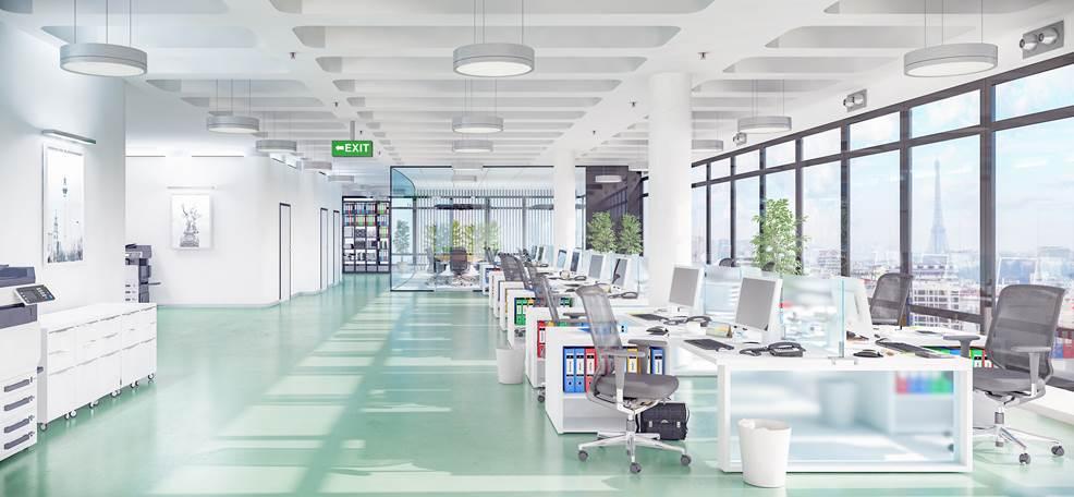 Diseño de oficinas adecuado reduce costos inmobiliarios a las empresas