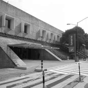 Lunario del Auditorio Nacional