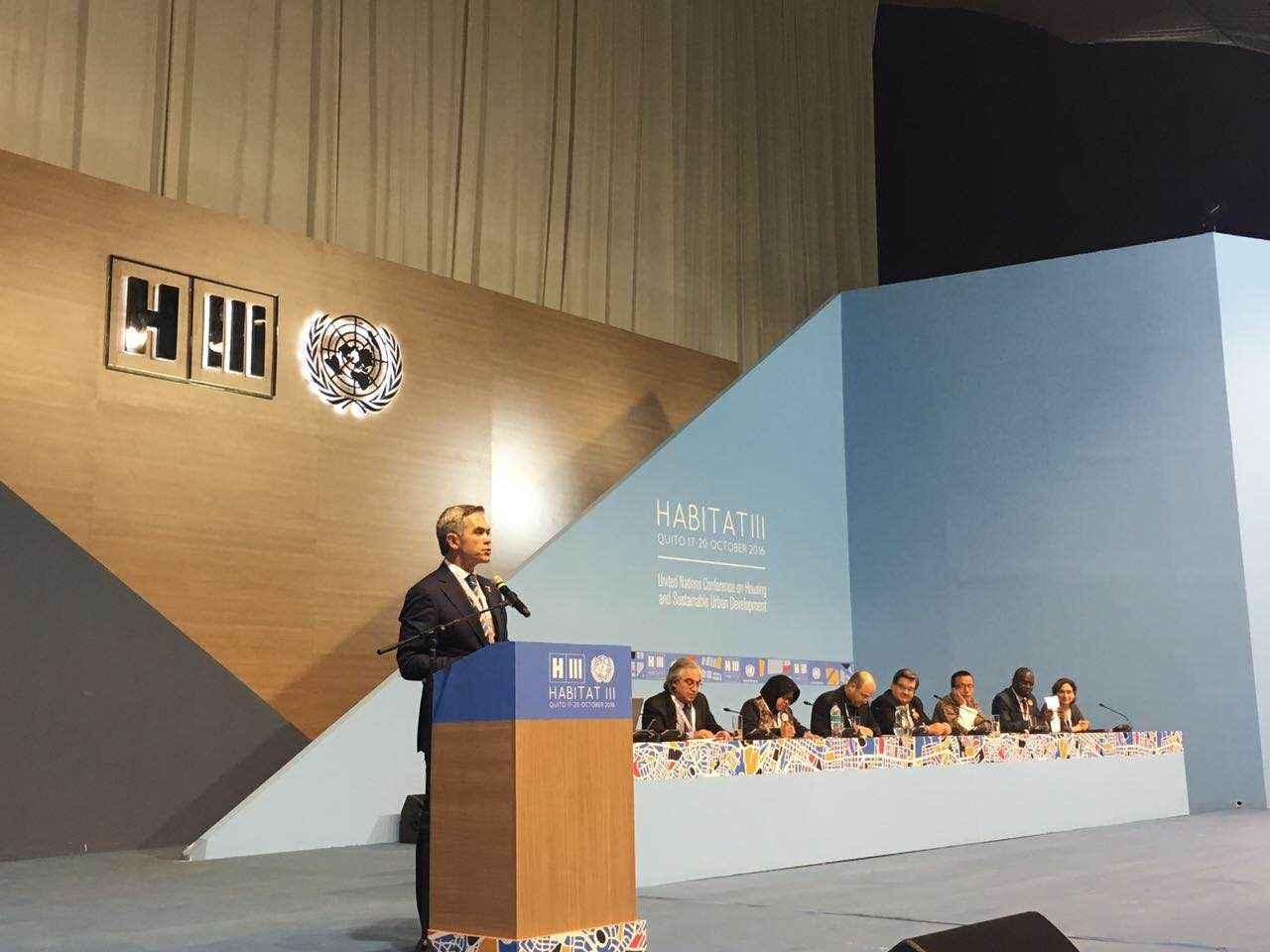 Señalan la importancia de la participación de las ciudades en la ONU