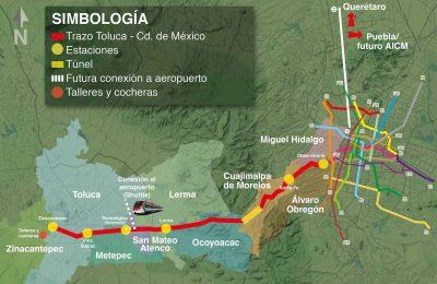 Buscan detonar proyectos urbanos en zonas aledañas al Tren Interurbano
