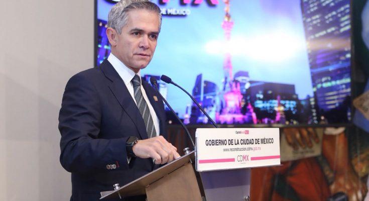 CDMX elegida para formar parte de Marco Global de Resiliencia
