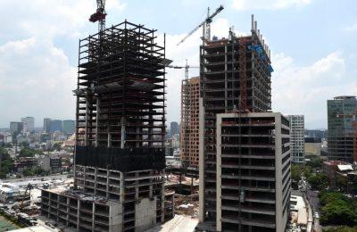 Suspensión de obras encarecerá inmuebles en CDMX
