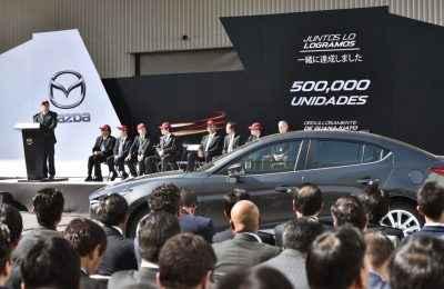 Se consolida clúster automotriz de Guanajuato: Márquez